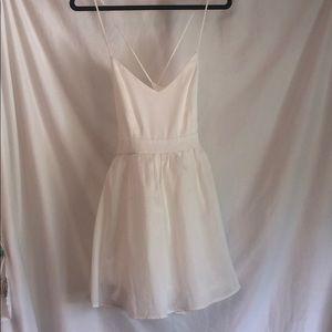 White Tobi Dress